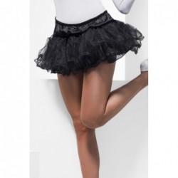 Fever - Petticoat aus Tüll in Schwarz kaufen