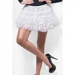 Fever - Petticoat aus Spitze in Weiß kaufen