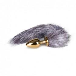 Großer Foxtail-Analplug kaufen