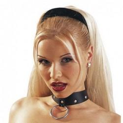 Leder Halsband Bild 3