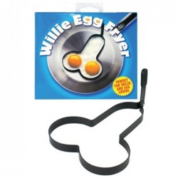 RUDE SHAPED EGG FRYER WILLIE kaufen
