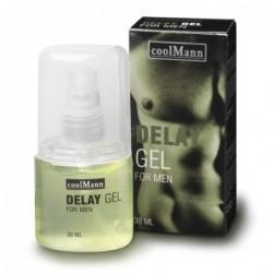 Coolman Delay Gel - Aktverlängerung / Verzögerung 30ml kaufen