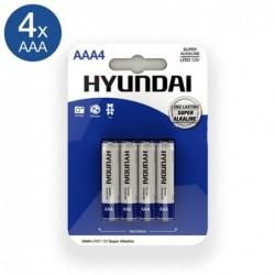 Super Alkaline AAA Batterien - 4 Stück kaufen
