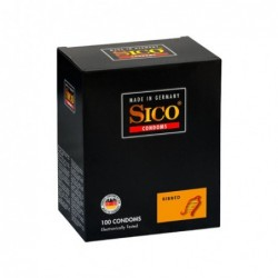 Sico Ribbed - 100 Kondome kaufen