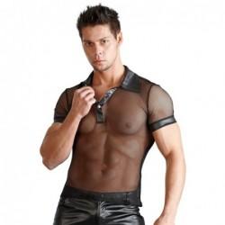 Herren Wetlook Shirt schwarz kaufen