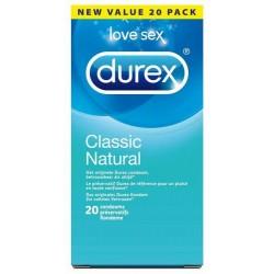 Durex Classic Natural 20 Stück kaufen