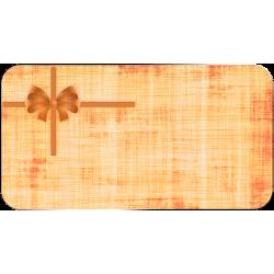 Geschenkgutschein - neutral kaufen