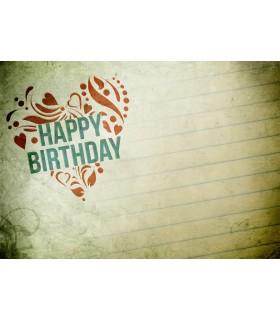 Geschenkgutschein - Geburtstag - Variante 5