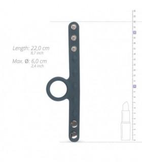 Halsband aus Metall S/M/L