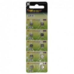 Knopfzellbatterien 10er Blister LR41 kaufen