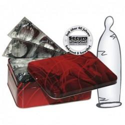 50 transparente dünne Kondome kaufen