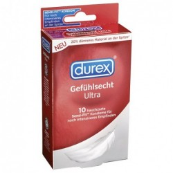 Durex Sensitive Ultra Kondome - 10 Stück kaufen