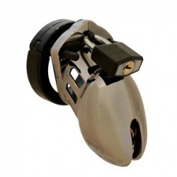 CB-6000S Keuschheitskäfig - Chrom - 35 mm kaufen