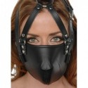 Strict Leather Face Harness Bild 1