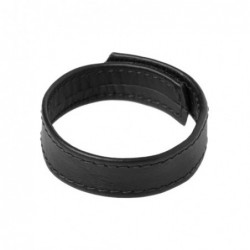 Strict Leather Penisring aus Velcro kaufen