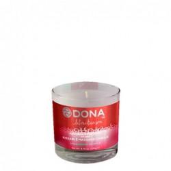 Dona Kissable Massagekerze Erdbeer kaufen