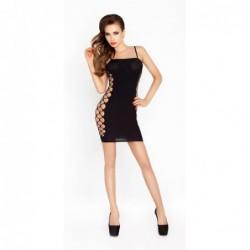 Sexy Minikleid in Schwarz kaufen